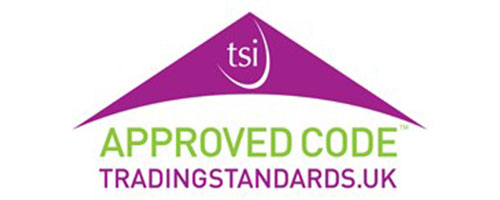Approved Code - Trading Standards logo